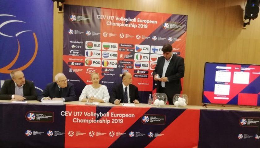 Европейското първенство по волейбол за юноши