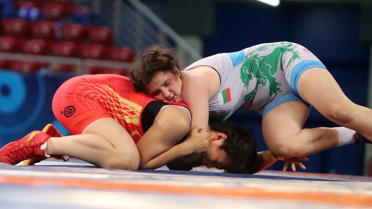 световното първенство по борба
