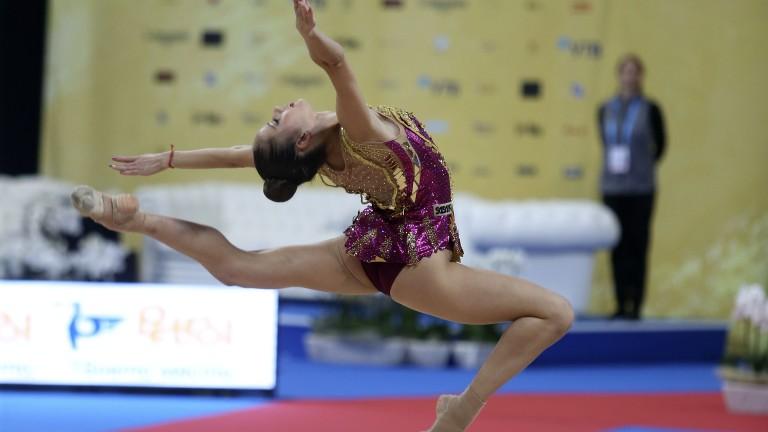 световното първенство по художествена гимнастика