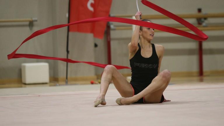 международен турнир по художествена гимнастика