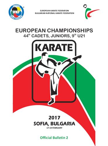 европейско първенство  по карате
