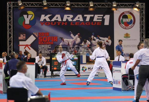 Световната младежка лига по карате