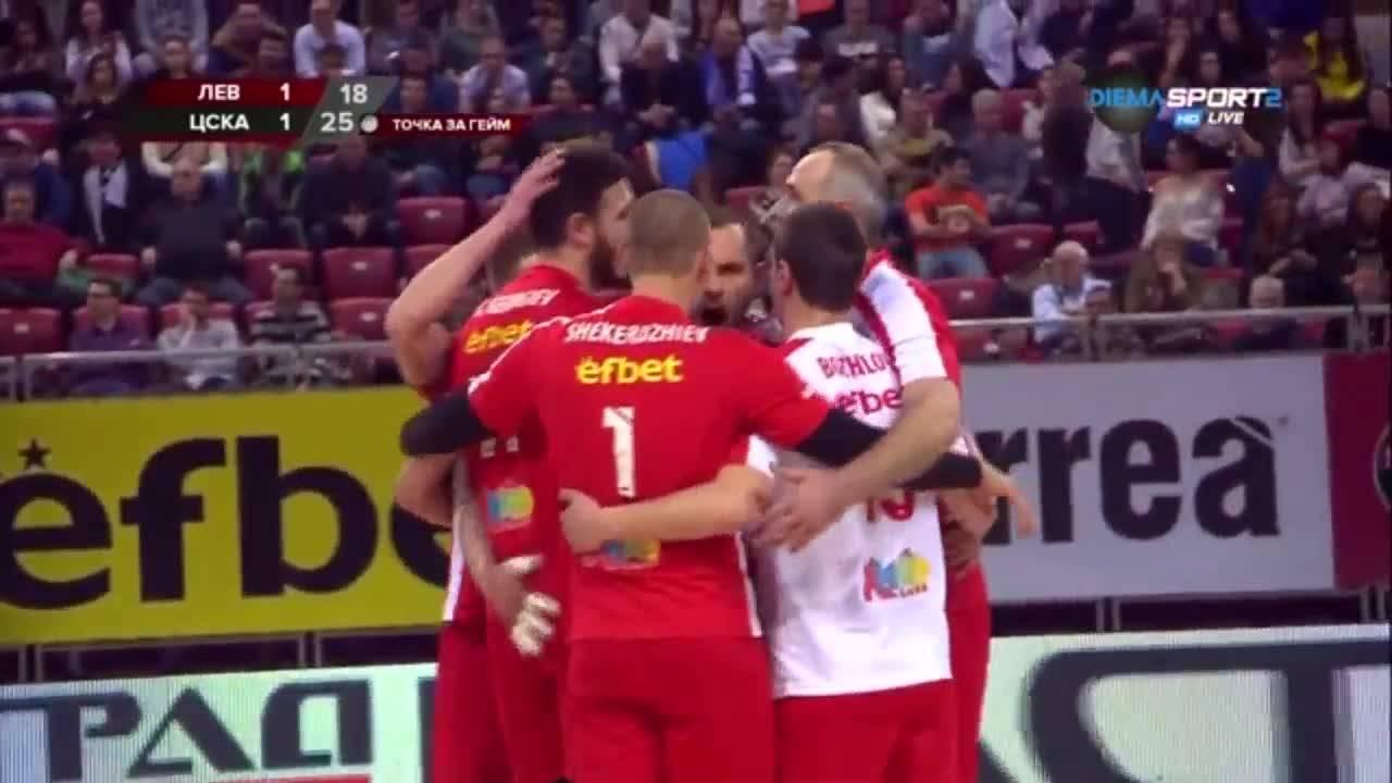 левски-цска-волейбол