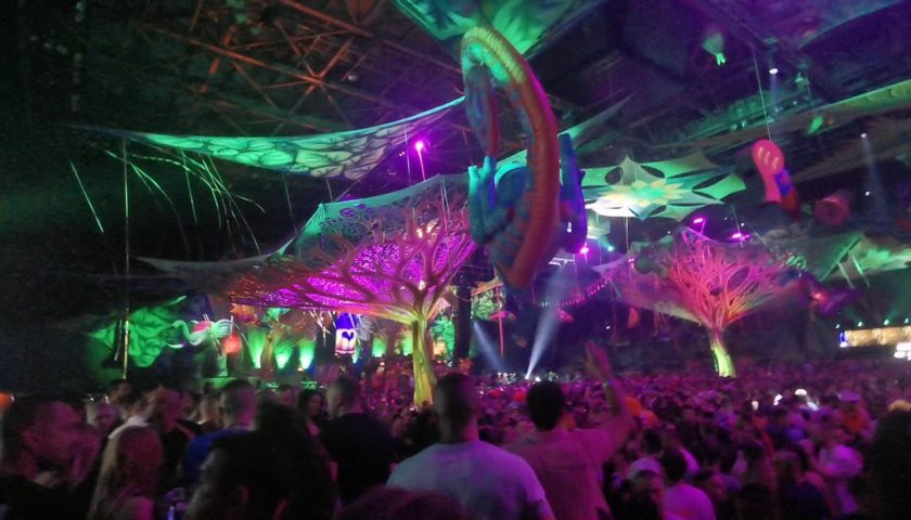 Elrow Sofia – Sambowdromo do Brasil