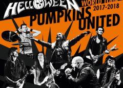 14.12.2017 HELLOWEEN – Pumpkins United reunion tour