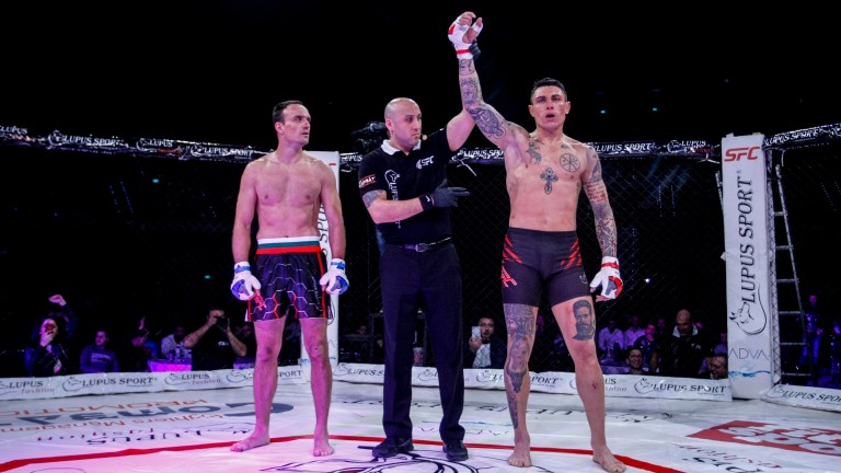 Spartacus Fighting Championship/SFC 6
