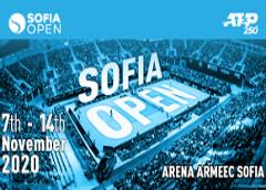 tenis sofia open 2020