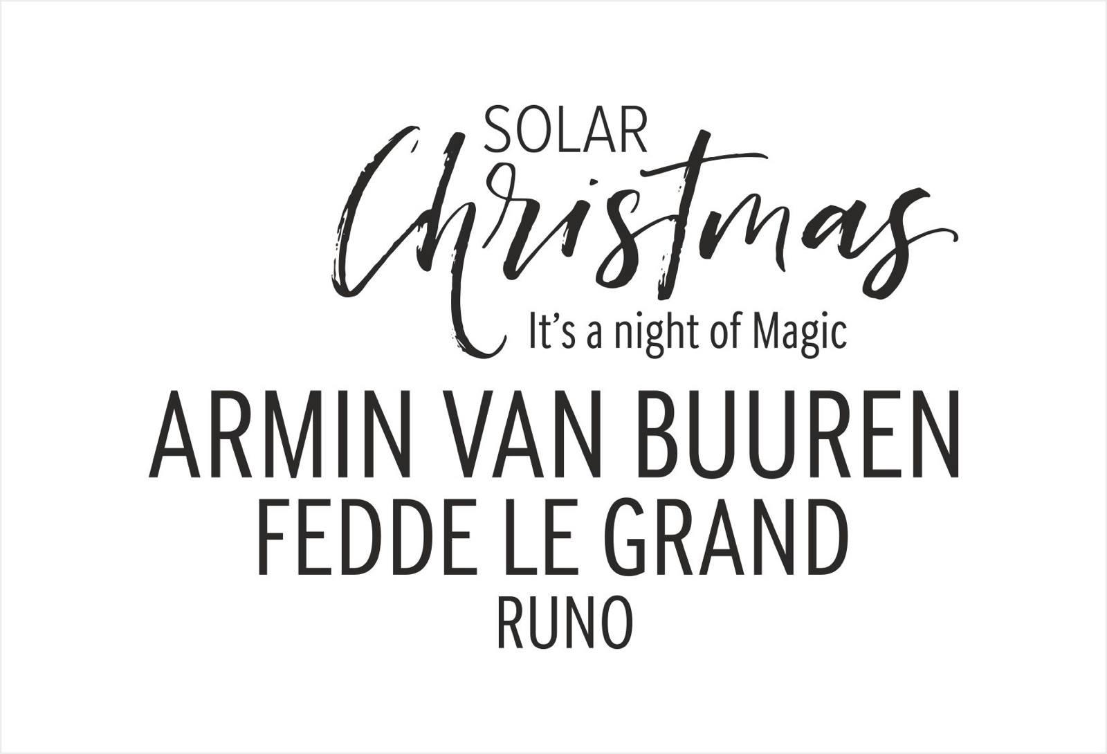 Solar Christmas 2017